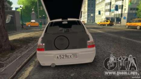 VAZ 2112 coupe BadBoy para GTA 4 visión correcta