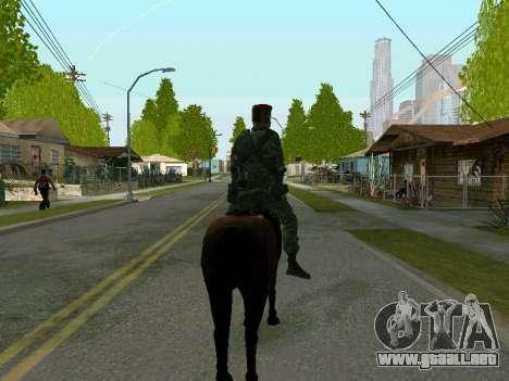 Los Cosacos De Kubán para GTA San Andreas quinta pantalla
