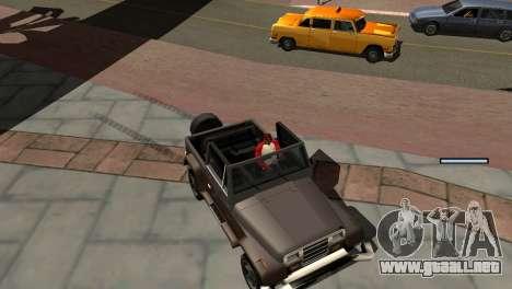 Nueva sombra sin perder FPS para GTA San Andreas twelth pantalla