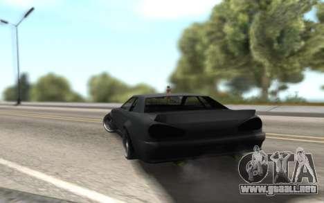 Elegy Drift by Randy v1.1 para GTA San Andreas left