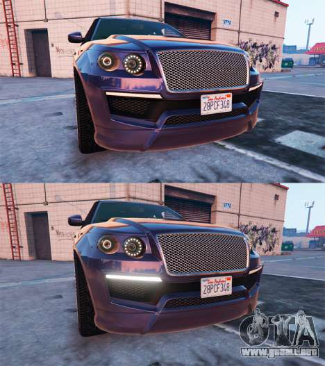 La conducción para GTA 5