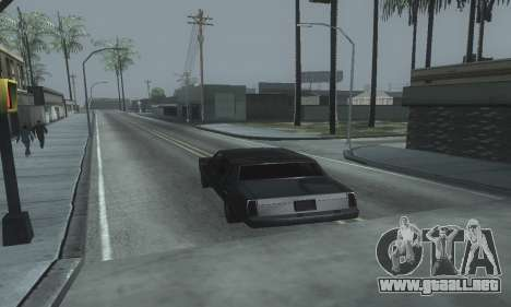 Beautiful ENB + Colormod 1.3 para GTA San Andreas séptima pantalla