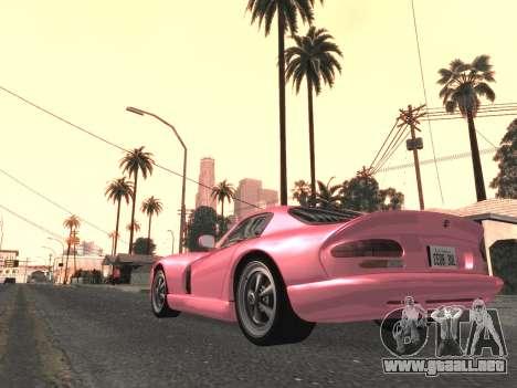 Final De Niza ColorMod para GTA San Andreas octavo de pantalla