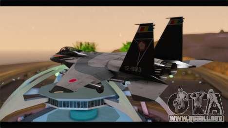 F-15J Hyakuri Air Base 30th Anniversary para GTA San Andreas left