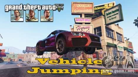 Salto de transporte para GTA 5