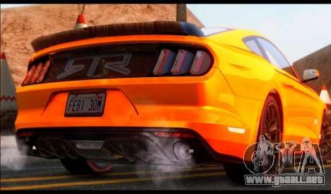 ENB Pavanjit v4 para GTA San Andreas quinta pantalla