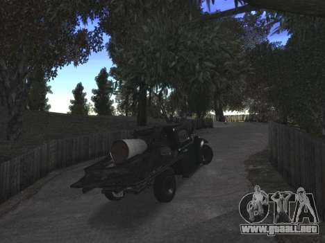 Final De Niza ColorMod para GTA San Andreas undécima de pantalla