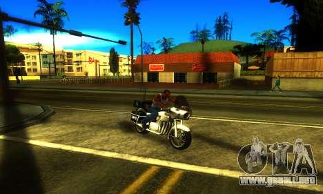 ENB 1.5 & Wonder Timecyc para GTA San Andreas
