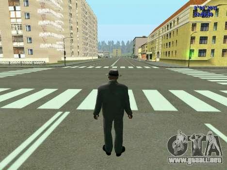Jruschov, Nikita Sergeyevich para GTA San Andreas sucesivamente de pantalla
