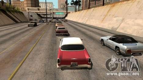 Nueva sombra sin perder FPS para GTA San Andreas séptima pantalla