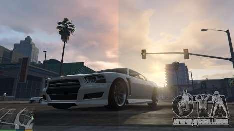 GTA 5 Sharp Vibrant Realism (Custom ReShade) quinta captura de pantalla