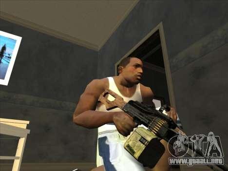 PCM de Battlefield 2 para GTA San Andreas tercera pantalla