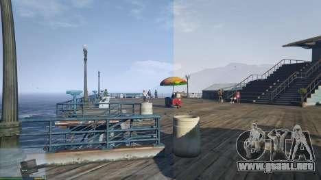 GTA 5 Natural Tones and Lighting (Custom ReShade) quinta captura de pantalla