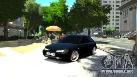 VAZ 2112 coupe BadBoy para GTA 4