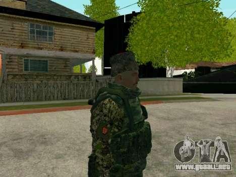 Los Cosacos De Kubán para GTA San Andreas sexta pantalla