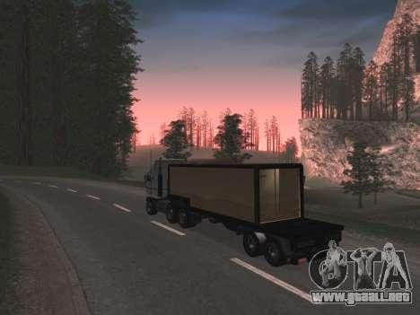 Final De Niza ColorMod para GTA San Andreas twelth pantalla