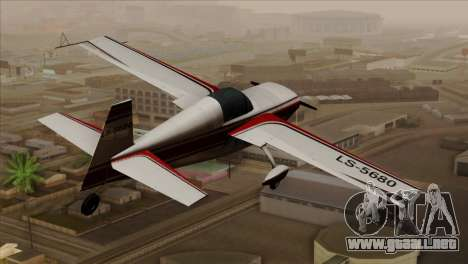 GTA 5 Stuntplane para GTA San Andreas left