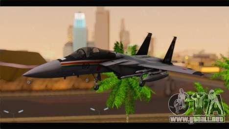 F-15J Hyakuri Air Base 30th Anniversary para GTA San Andreas