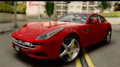 NFS Rivals Ferrari FF para GTA San Andreas