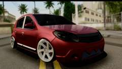 Dacia Sandero Low Tuning