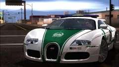 Bugatti Veyron 16.4 La Policía De Dubai 2009