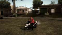 Honda Vario para GTA San Andreas