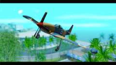 F-51D Israeli Air Force para GTA San Andreas
