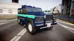 Land Rover Defender Policia GNR [ELS]