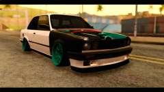 BMW M3 E30 coupe para GTA San Andreas