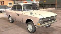 Moskvich 412 Cab para GTA San Andreas