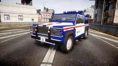 Land Rover Defender Policia PSP [ELS]