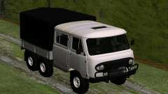 UAZ 39094 6X6 hunter Sueño para GTA San Andreas