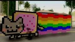 Nyan Cat para GTA San Andreas