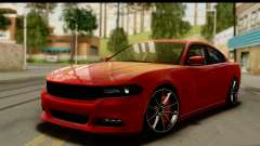 Dodge Charger RT 2015 para GTA San Andreas