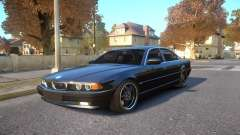 BMW 750i e38 1994 Final para GTA 4