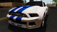 Ford Shelby 2014 para GTA San Andreas