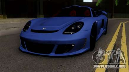 Gemballa Mirage GT v1 Windows Up para GTA San Andreas