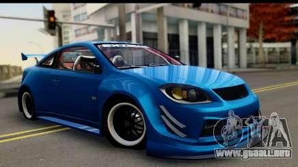 Chevrolet Cobalt SS Mio Itasha para GTA San Andreas