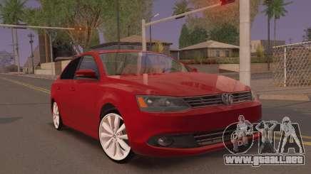 Volkswagen Jetta седан para GTA San Andreas