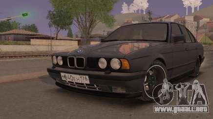 BMW 525i E34 2.0 para GTA San Andreas