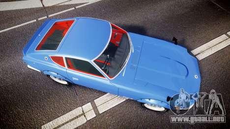 Nissan Fairlady Devil Z para GTA 4 visión correcta