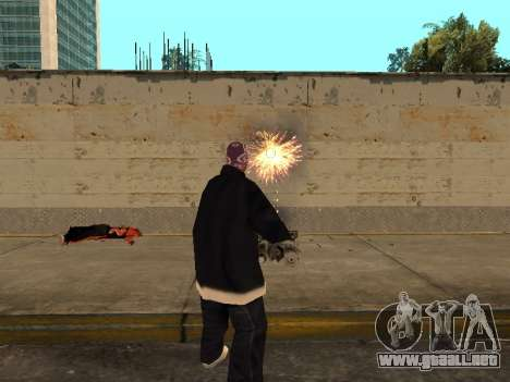 ENB Real Monsters para GTA San Andreas sexta pantalla