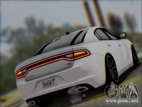 iniENB para GTA San Andreas quinta pantalla