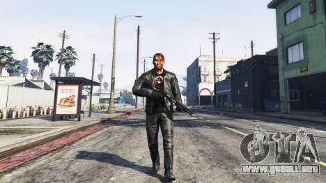 GTA 5 Terminator segunda captura de pantalla