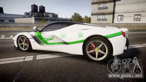 Ferrari LaFerrari 2013 HQ [EPM] PJ2 para GTA 4 left