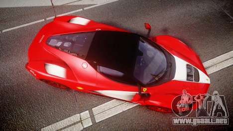 Ferrari LaFerrari 2013 HQ [EPM] PJ3 para GTA 4 visión correcta