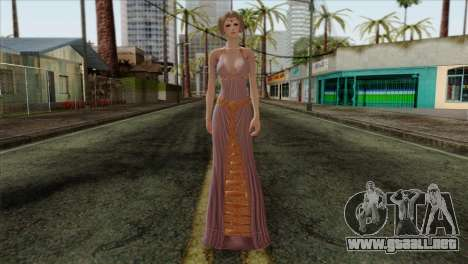 Mistel Skin para GTA San Andreas