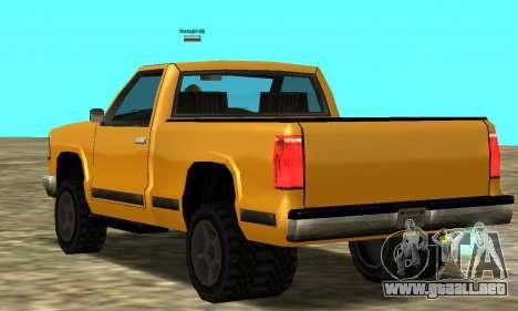 PS2 Yosemite para la visión correcta GTA San Andreas