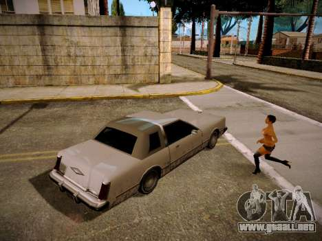 ENB Real Monsters para GTA San Andreas