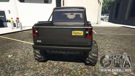 GTA 5 New York State License plate tercera captura de pantalla